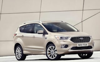 First Drive: Ford Kuga Vignale