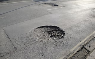 Breakdown firm claims potholes are on the rise