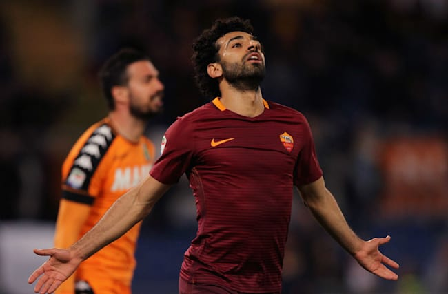 Liverpool complete Salah signing