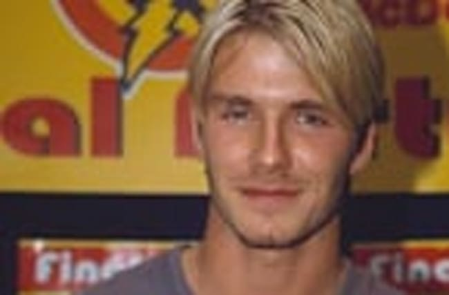 The Evolution of David Beckham's Hotness