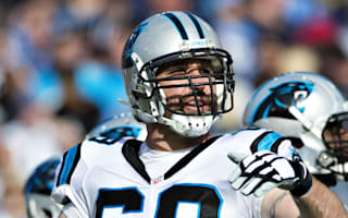 Panthers defensive end Allen out of NFC title game