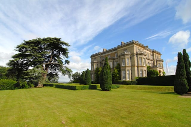 Hedsor House in The Golden Compass