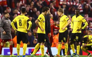Borussia Dortmund v Hamburg: Tuchel's men seek swift response to Anfield collapse