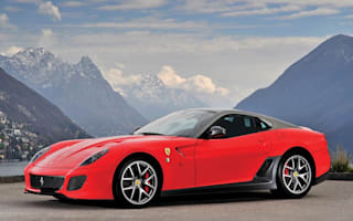 Low-mileage Ferrari 599 GTO goes to auction