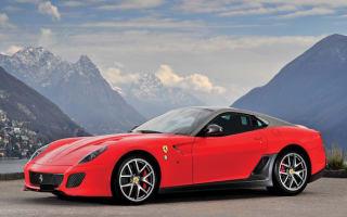 Low-mileage Ferrari 599 GTO goes to auction