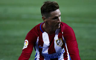 Fernando Torres stable and conscious in hospital after head injury scare