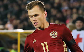 It was an easy decision to join Valencia - Cheryshev