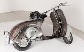 Oldest Vespa in the world to go under the hammer