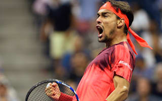 Newly-wed Fognini makes winning Boodles start