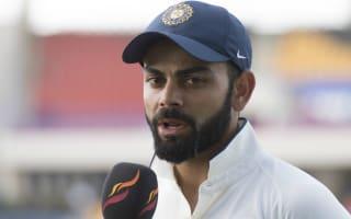 Kohli and India targeting series whitewash