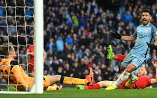 I don't need to coach Sergio how to score - Guardiola defends Aguero