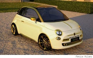 Got £422,000? This Fenice Milano Abarth 500C could be yours