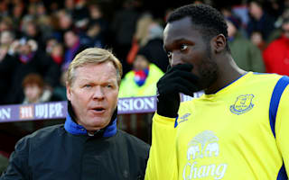 Koeman warns Lukaku Everton will not be held to ransom