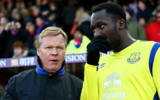 Koeman warns Lukaku Everton will not be held to ransom