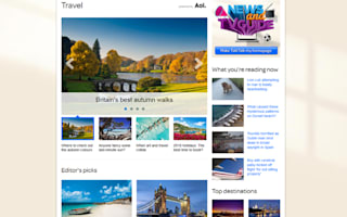 Discover the world with destination guides, galleries and more