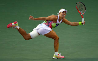 Kerber books Stephens semi at Volvo Car Open