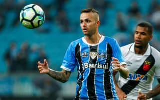 Gremio expect Luan exit as Premier League clubs circle