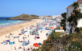 Say what? Parking space in Cornwall holiday resort on sale for £55k