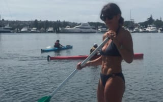 Davina McCall Instagrams amazing Sydney holiday pictures