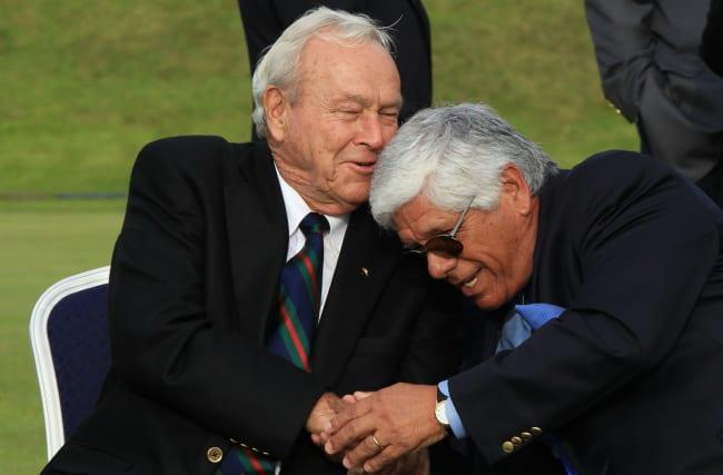 Palmer the Mother Teresa of golf - Trevino