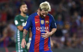 Messi injury doesn't matter to Barcelona - Aberlardo