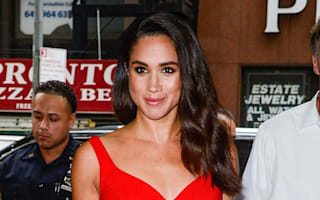 Is Prince Harry enjoying a romance with American TV star Meghan Markle?