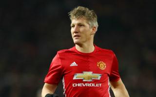 Mourinho: Schweinsteiger will get chances to play in January