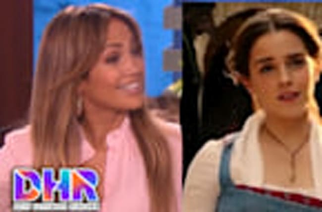 JLo Dating Harry Styles? - Emma Watson Video Singing Belle- Beauty & The Beast