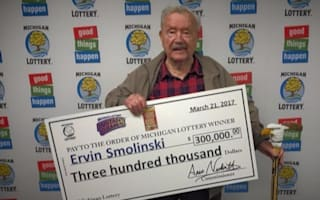 Are you too old to win the lottery?
