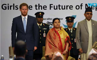Education key to ending child marriages, Harry tells Nepal Girl Summit