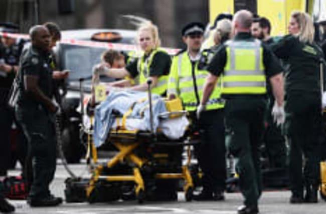 Eyewitnesses describe scene following terror incident