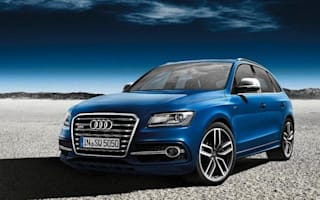 Audi shows off special sporty Q5 SUV