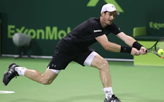 Murray made to battle in Qatar