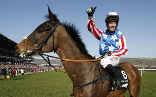 Douvan flops sensationally as Special Tiara sparkles to win Champion Chase