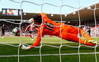Silva lauds Jakupovic penalty save as vital moment in Hull's bid for survival