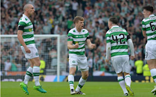 Celtic 2 Aberdeen 1: Late Rogic moment of magic seals unbeaten domestic treble