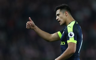 That's Sanchez - Wenger hails Arsenal match-winner