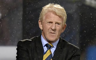Strachan hails Scotland's mental strength