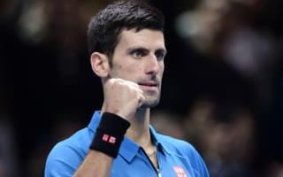 Djokovic eyeing further improvement despite career-best season