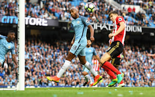 Manchester City 2 Sunderland 1: McNair own goal hands Guardiola opening-day win