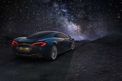 McLaren 570GT to debut at the upcoming London Motor Show