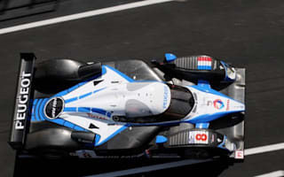 Le Mans: Real racing cars at last