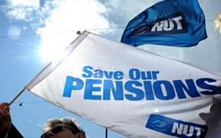 Miliband urges talks over pensions