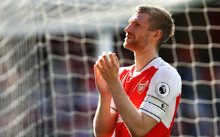 'Arsenal win would be a shock - Mertesacker is playing!'