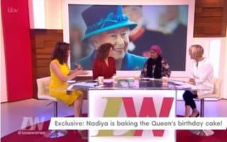 Great British Bake Off winner Nadiya Hussain to make Queen's 90th birthday cake