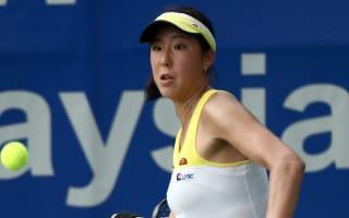 Eguchi forced to retire on cusp of victory as Pliskova claims Dalian title