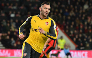 Perez 'really comfortable' after settling at Arsenal