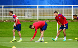 No absentees as England round off Russia preparations