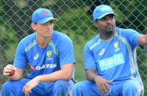 Sangakkara backs Muralitharan amid Cricket Sri Lanka row