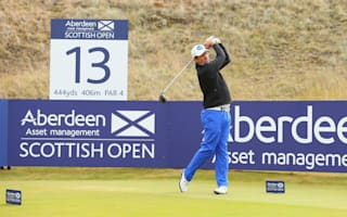 Hend, Aguilar one shot clear as Evans' 500-mile drive pays off